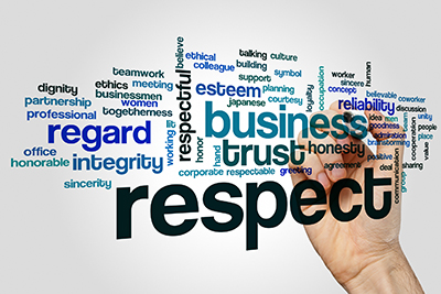 In search of respect essay