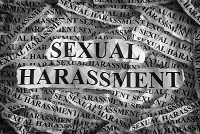 Video and Prima facie sexual harassment definition