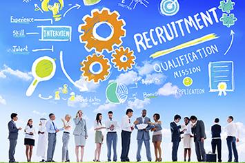 High-volume recruitment