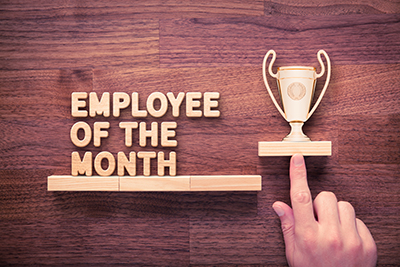 employee award - Employee Of The Month Award