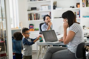 working parents covid