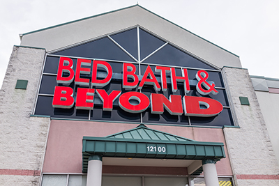 Bed Bath And Beyond Employee Wages