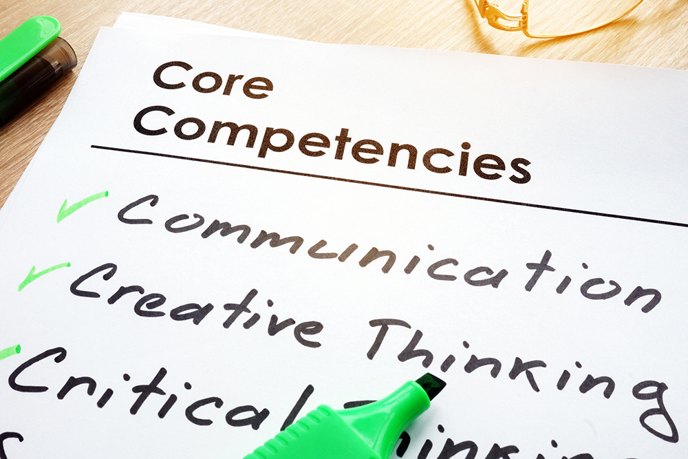Competencies List Working With Competences In The ESL EFL Classroom