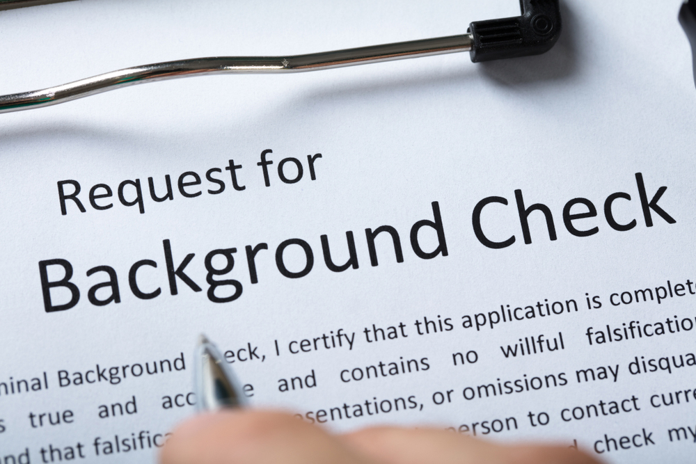 Image result for 3 Types of Background Checks