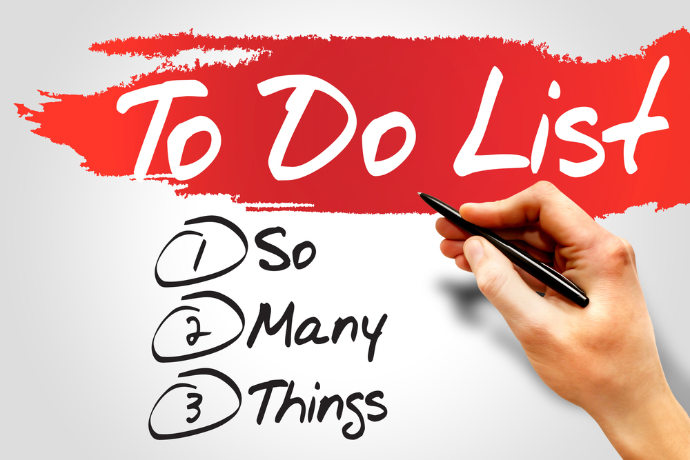 Cutting Out 'Long-Shot' To-Do List Items