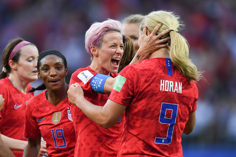 Discussing Equal Pay And The U S Women S Soccer Team Hr Daily Advisor