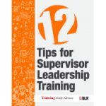 Supervisor Leadership Training