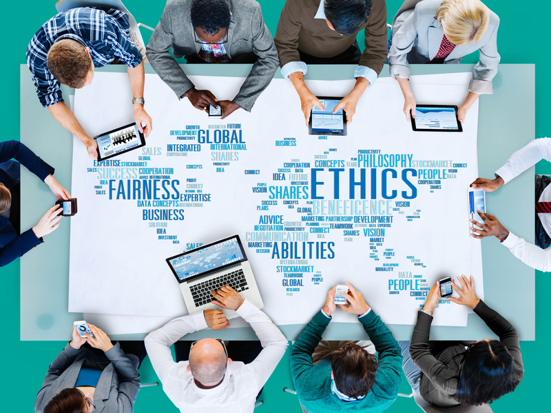 can business ethics be clearly possible