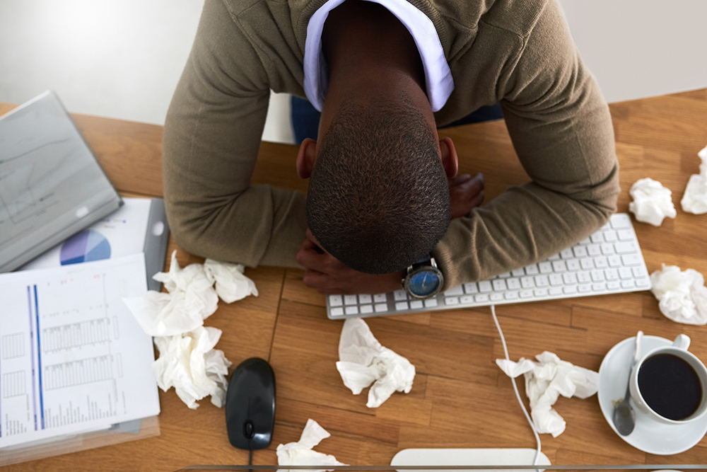 Workplace Stress Impacts Over 90% of Employees