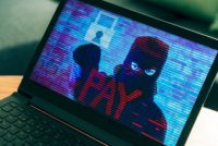 ransomware cybersecurity cybercrime criminal
