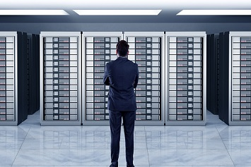 server business data storage