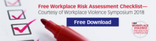 workplace risk assessment checklist