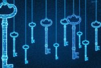 Blockchain Encryption Keys