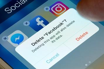 GDPR Delete Facebook