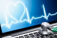Healthcare data concept, positive regard