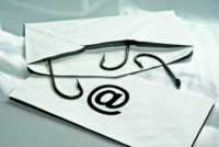 email compromise phishing concept