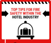 hotel fire safety infographic thumbnail