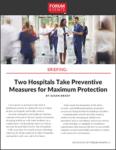healthcare facilities security briefing