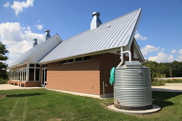 Water Recycling at a small facility
