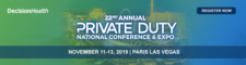 Private Duty Conference