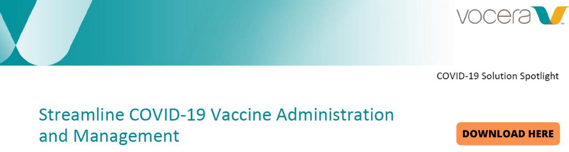 COVID-19 Vaccine Administration